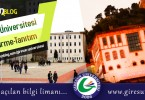 Giresun Üniversitesi - Giresun Blog