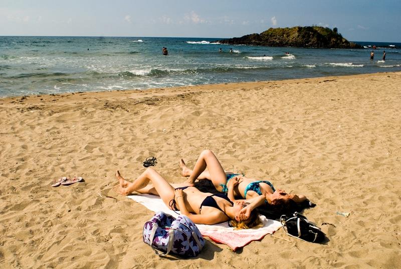 Giresun-Plajı
