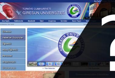 Giresun.edu.tr