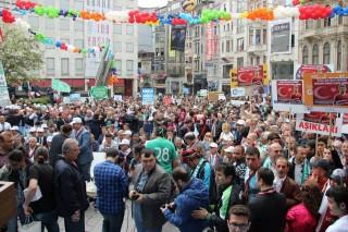 Taksim Giresun Yürüyüşü 6