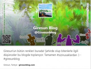 Giresun Blog Twitter
